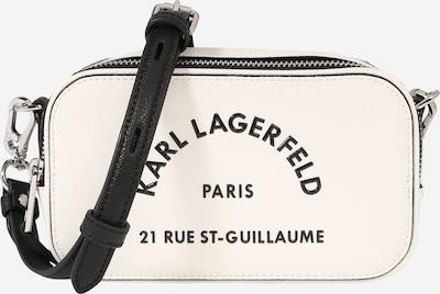 Karl Lagerfeld Torba za kamero 'Rue St Guillaume' | bela barva, Prikaz izdelka