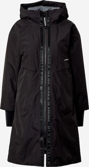 Didriksons Jacke 'Aino' in schwarz, Produktansicht