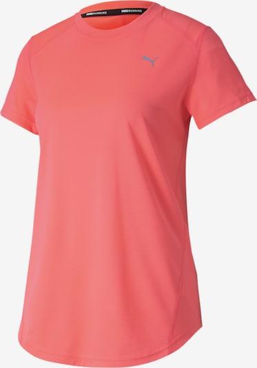 PUMA Funkcionalna majica 'Ignite' | siva / malina barva, Prikaz izdelka