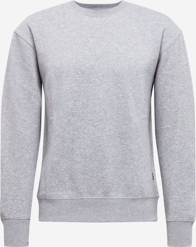 JACK & JONES Sweatshirt 'SOFT' in hellgrau, Produktansicht