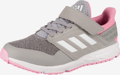 ADIDAS PERFORMANCE Sportschuhe in basaltgrau / pink / weiß, Produktansicht