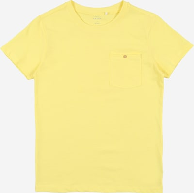 NAME IT T-Shirt 'VEBBE' en citron, Vue avec produit