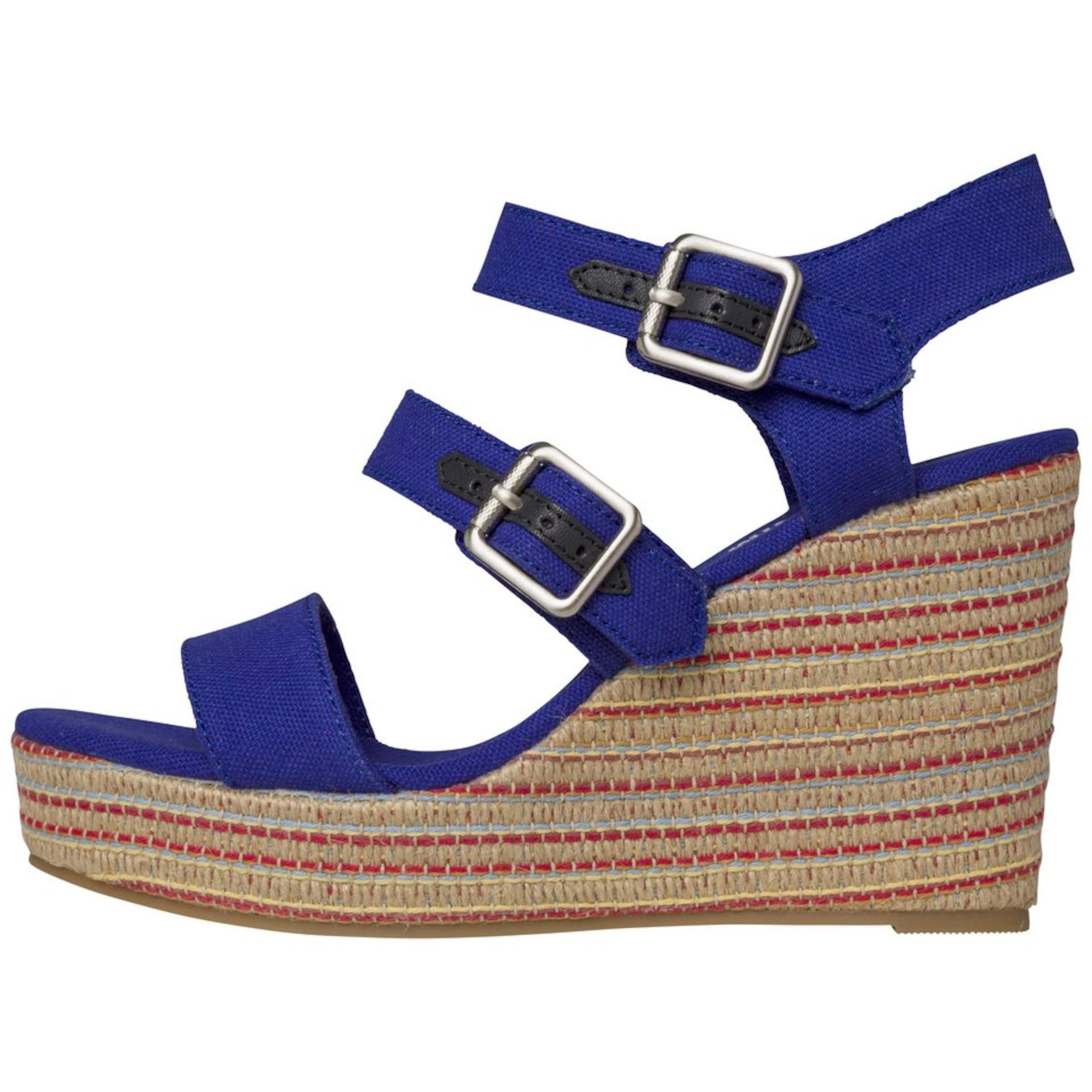 TOMMY HILFIGER | Sandale 'L1385UNA 'L1385UNA Sandale 3D1' Schuhe Gut getragene Schuhe 51cf53
