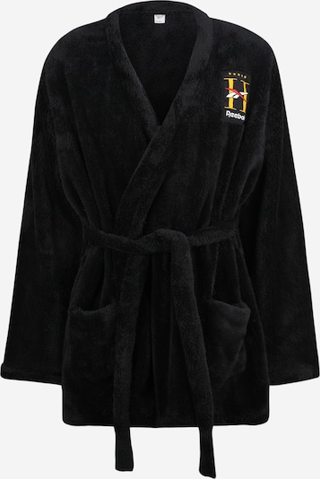 Reebok Classic Kratki kupaći ogrtač u zlatno žuta / svijetlocrvena / crna / bijela, Pregled proizvoda