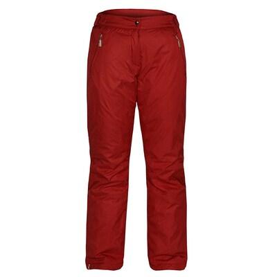 Almgwand Hose 'D.Ho. Wurzenpass' in rot, Produktansicht