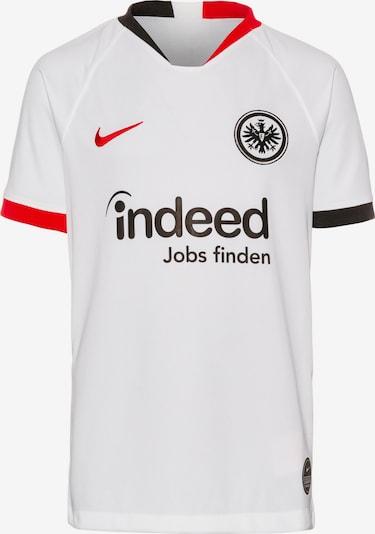NIKE Fußballtrikot 'Eintracht Frankfurt' in hellrot / schwarz / weiß, Produktansicht