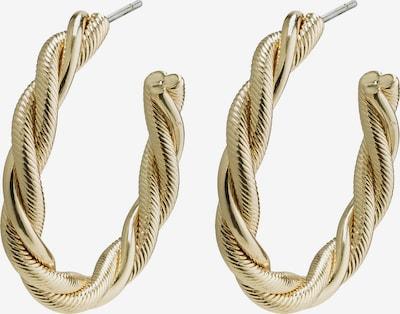 Pilgrim Boucles d'oreilles 'Baya' en or, Vue avec produit