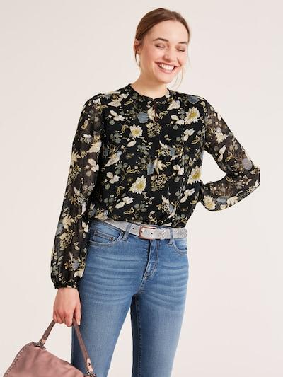 heine Bluzka w kolorze mieszane kolory / czarnym, Podgląd na modelu(-ce)