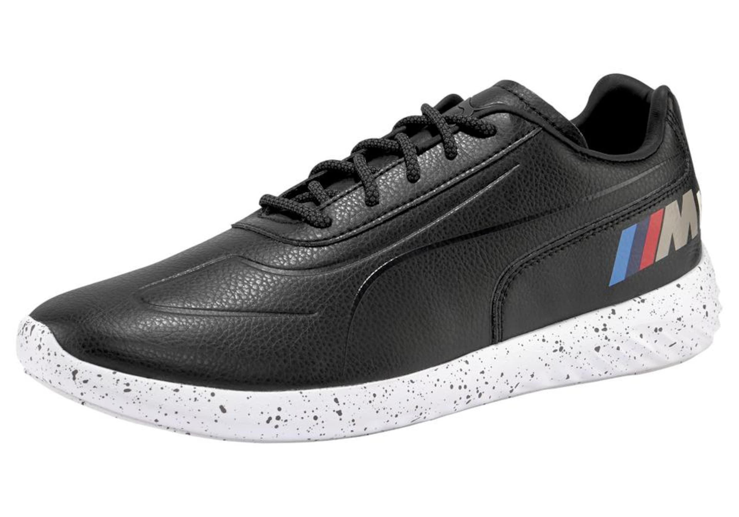 Mms SchwarzWeiß Puma Speed Evo Synth' Cat In Sneaker 'bmw n0w8kXONP