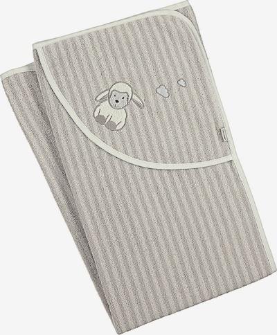 STERNTALER Osuška 'Stanley' - béžová / šedá, Produkt