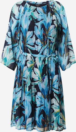 MORE & MORE Kleid in dunkelblau / mischfarben, Produktansicht