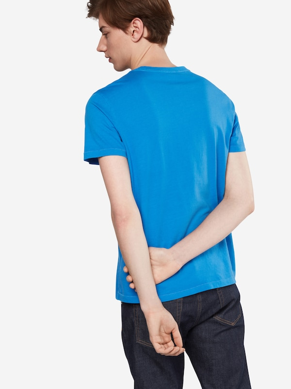 GAP T-Shirt 'SS ESSENTIAL PKT CREW FASHION COLORS'