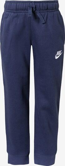 Nike Sportswear Jogginghose 'Club' in dunkelblau, Produktansicht