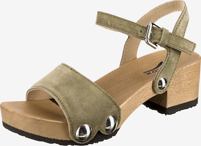 SOFTCLOX Sandals 'Penny' in Olive, Item view