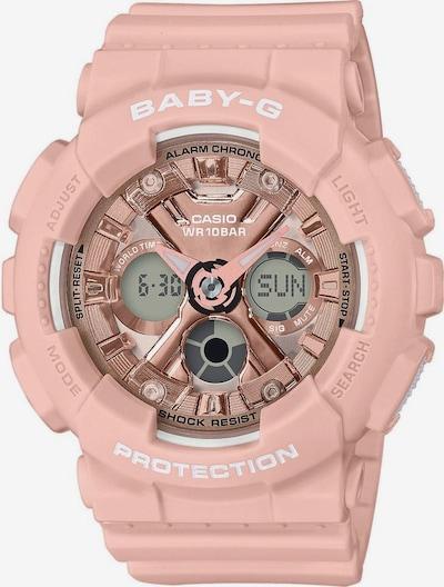 CASIO Uhr 'Ba-130-4aer' in apricot, Produktansicht