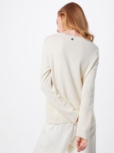 Megztinis iš ESPRIT , spalva - balkšva: Vaizdas iš galinės pusės