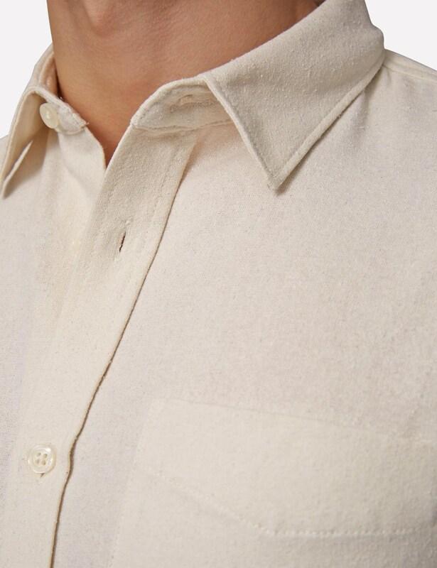 J.Lindeberg 'Daniel CL S' Raw SIlk Hemd
