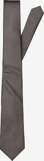 SELECTED HOMME Cravate en marron châtaigne, Vue avec produit
