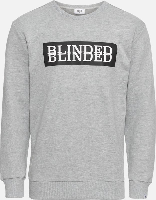 En Sweat shirt 'btobblinded2' Beck2beck GrisNoir Blanc POZkiwXuT