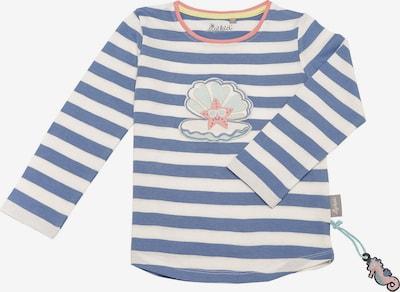 SIGIKID Shirt in himmelblau / rosa / weiß, Produktansicht