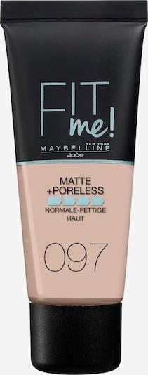 MAYBELLINE New York Make-up Foundation 'Fit me! Matte+Poreless' in puder, Produktansicht