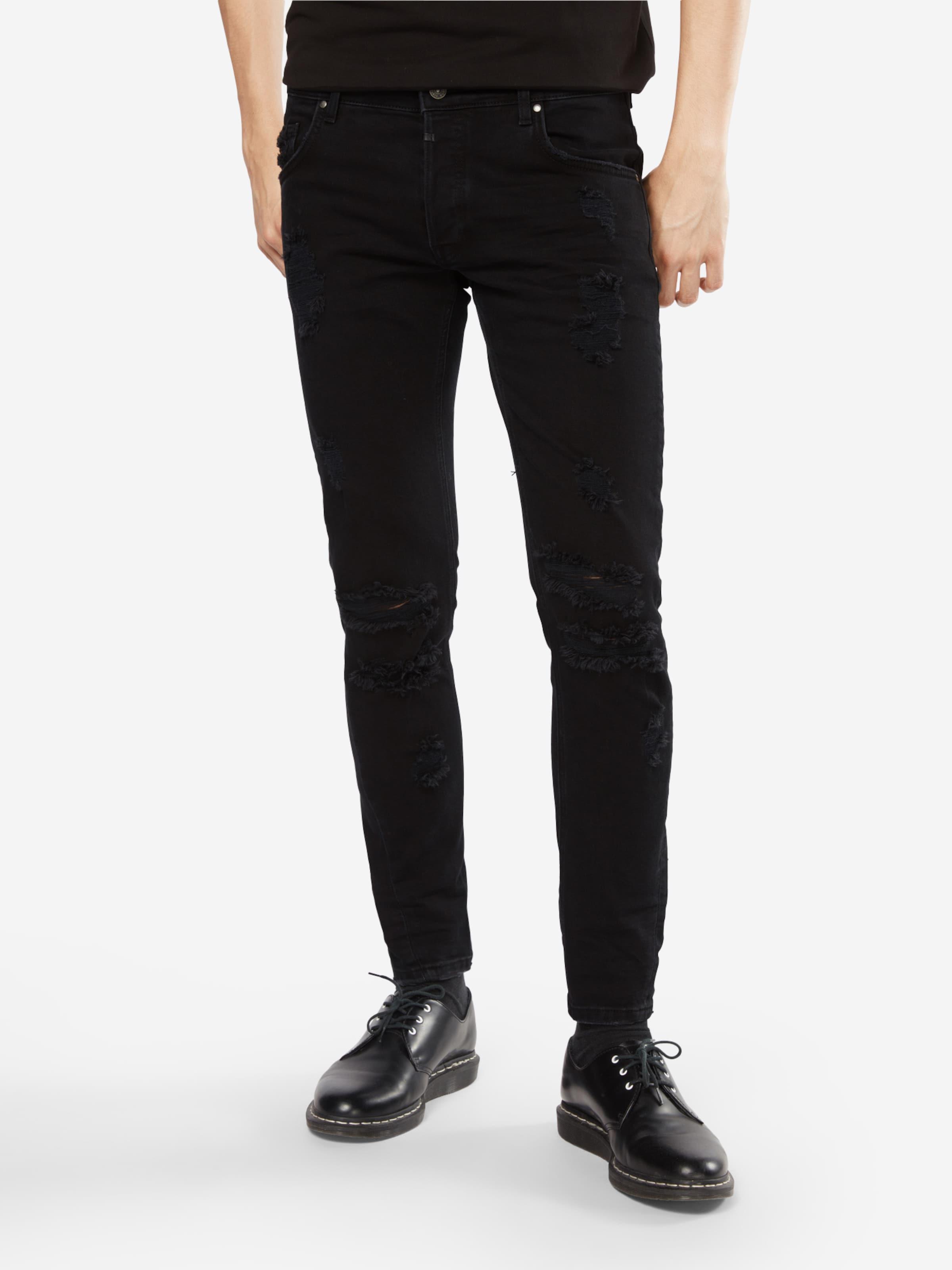 Günstig Kaufen Neue Stile tigha Skinny Jeans mit used Details 'Billy the kid' Bester Lieferant Billig Neueste Günstig Online Niedrige Versandgebühr Verkauf Online LIdQp