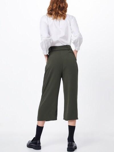 Kelnės 'Costia' iš ABOUT YOU , spalva - rusvai žalia: Vaizdas iš galinės pusės