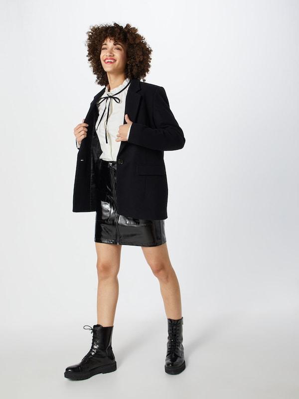 'shiny Noir Na kd Jupe Skirt' En QrdhCxst
