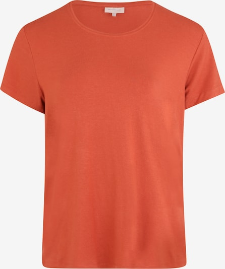 ONLY Carmakoma T-Shirt in rot, Produktansicht