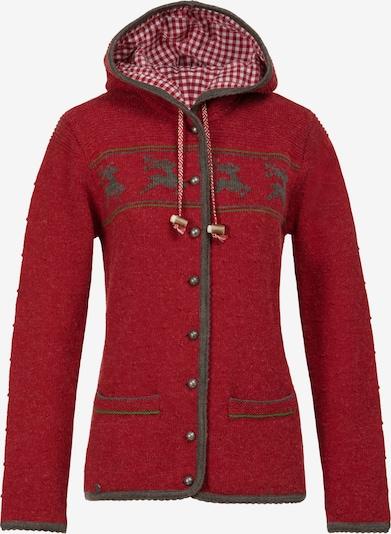 STOCKERPOINT Jacke in rot, Produktansicht