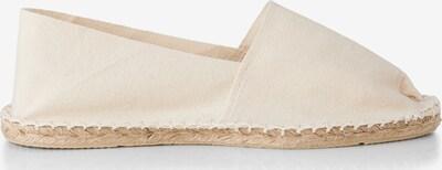 Espadrillas 'Classic' espadrij l´originale di colore beige: Vista laterale