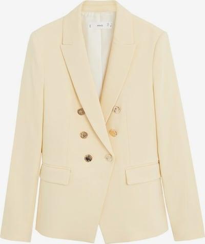 MANGO Blazer in gelb, Produktansicht