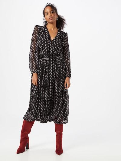 Pepe Jeans Kleid 'Niki' in schwarz / weiß, Modelansicht