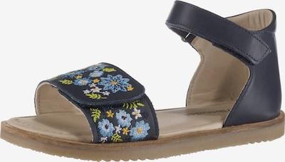 VERTBAUDET Sandalen in blau, Produktansicht
