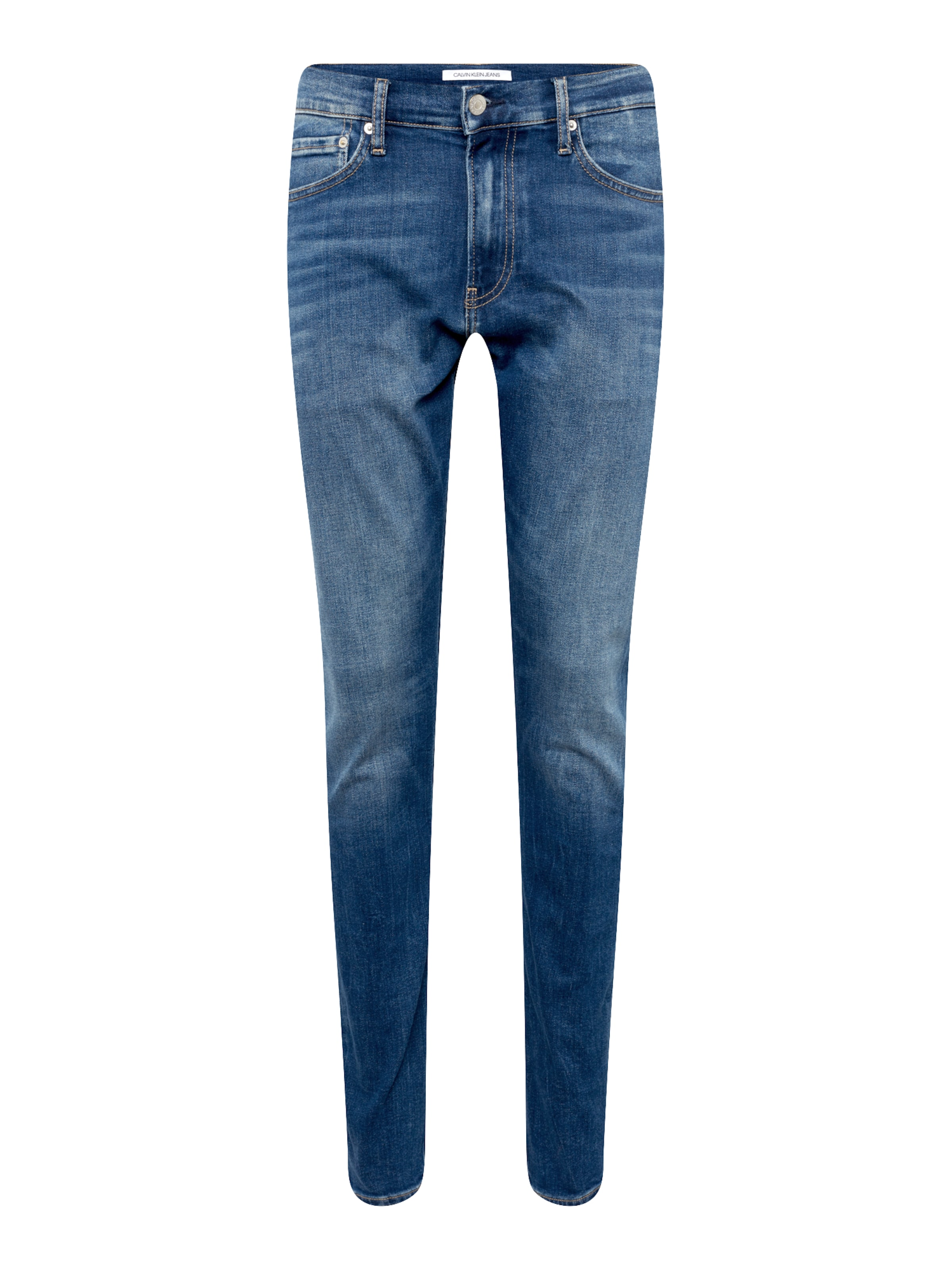 Klein Blue Calvin Denim Slim' 'ckj Jeans 026 In PiuTOkXZ