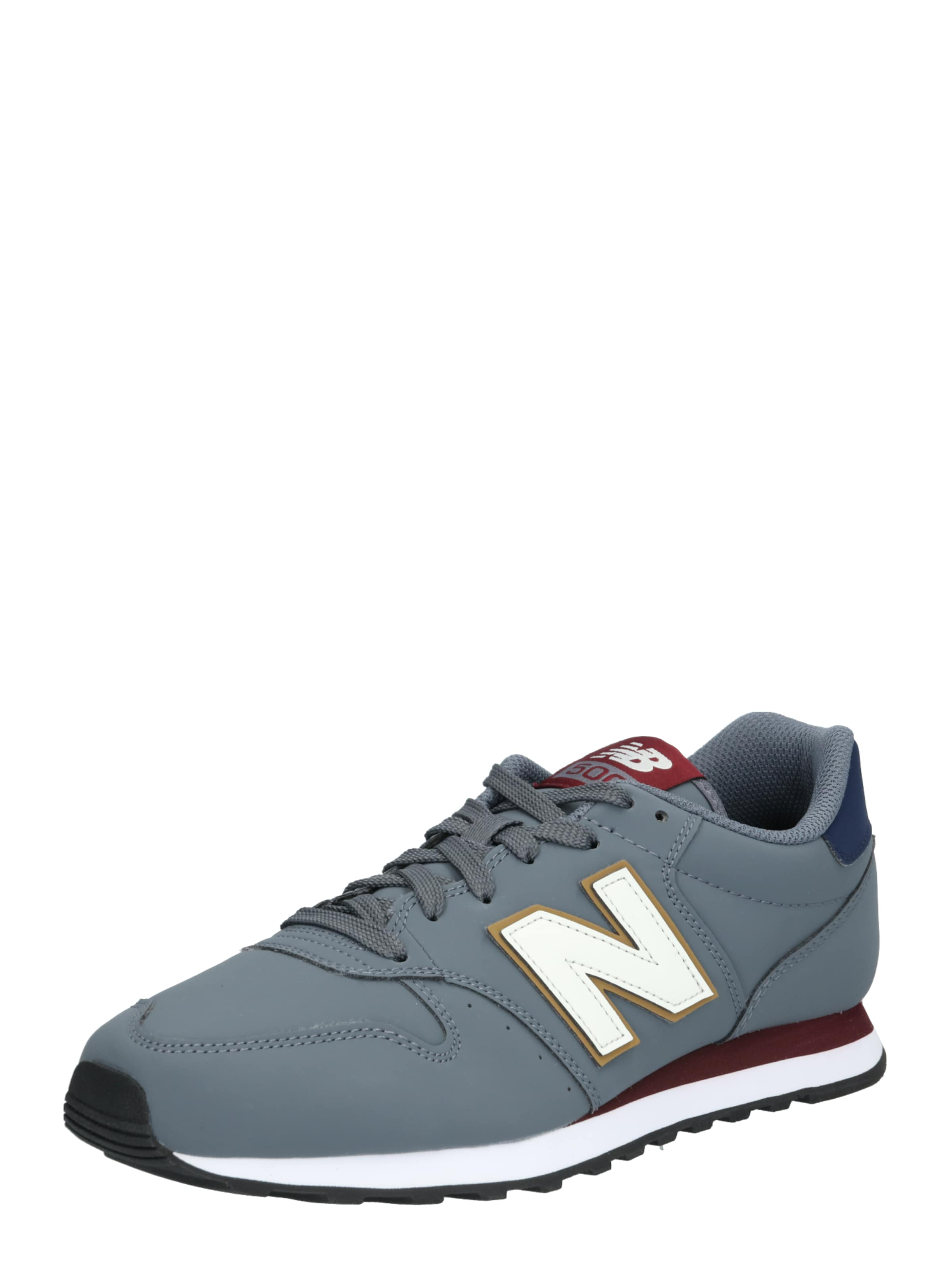 'gm500wb' New Balance In Sneaker DunkelgrauRot m8vwn0ON
