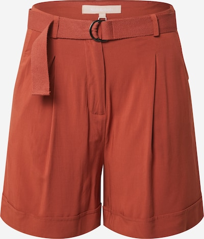 Soft Rebels Shorts 'Katrina' in pastellrot, Produktansicht