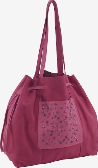 heine Vrečasta torba | roza barva, Prikaz izdelka