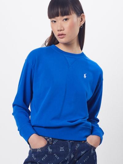 POLO RALPH LAUREN Sweatshirt in blau: Frontalansicht