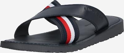TOMMY HILFIGER Zapatos abiertos en navy, Vista del producto