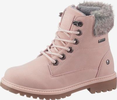 LICO Stiefel 'Anouk' in grau / rosa, Produktansicht