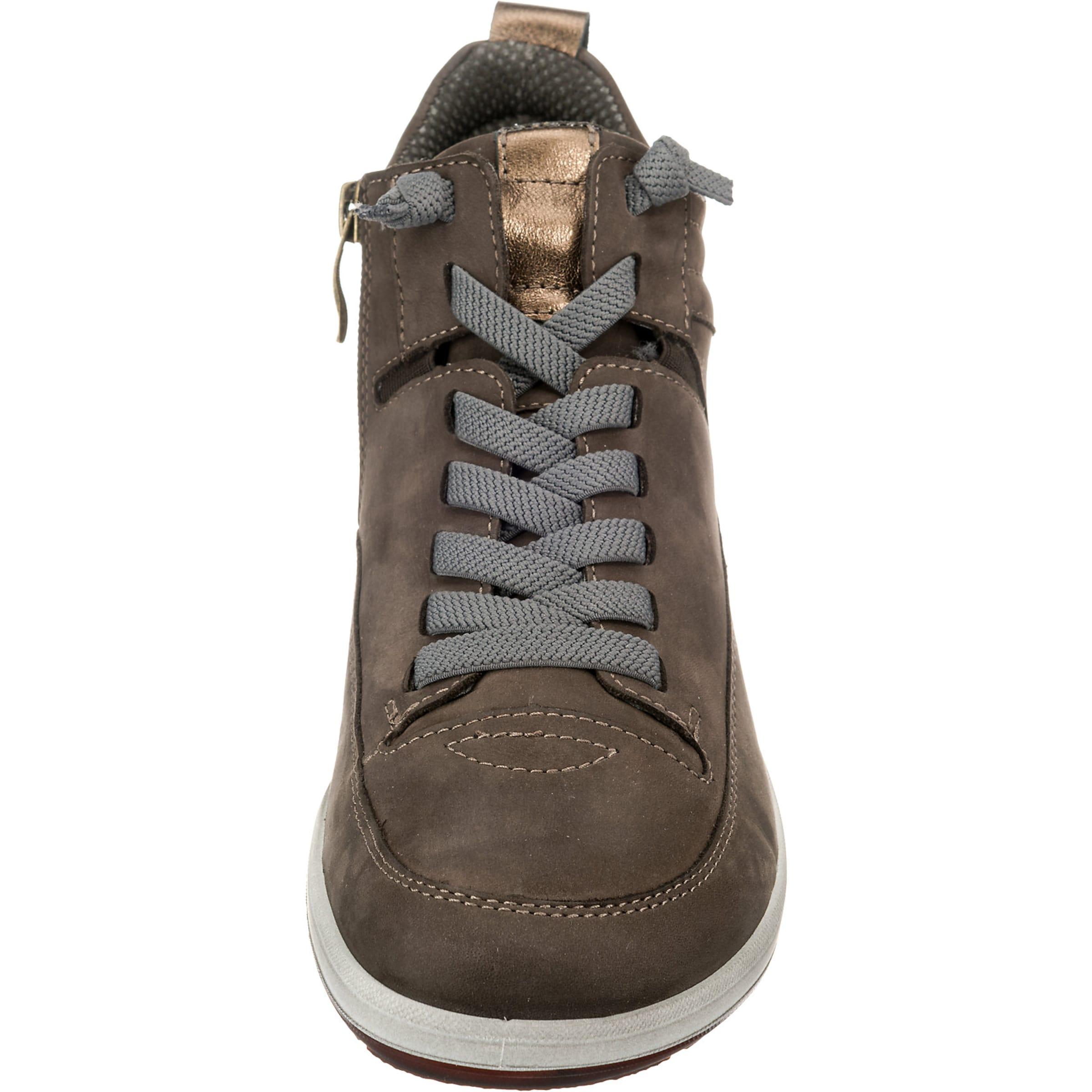Sneakers In High Ara 'tokio' BrokatGrau f76YvbgyIm
