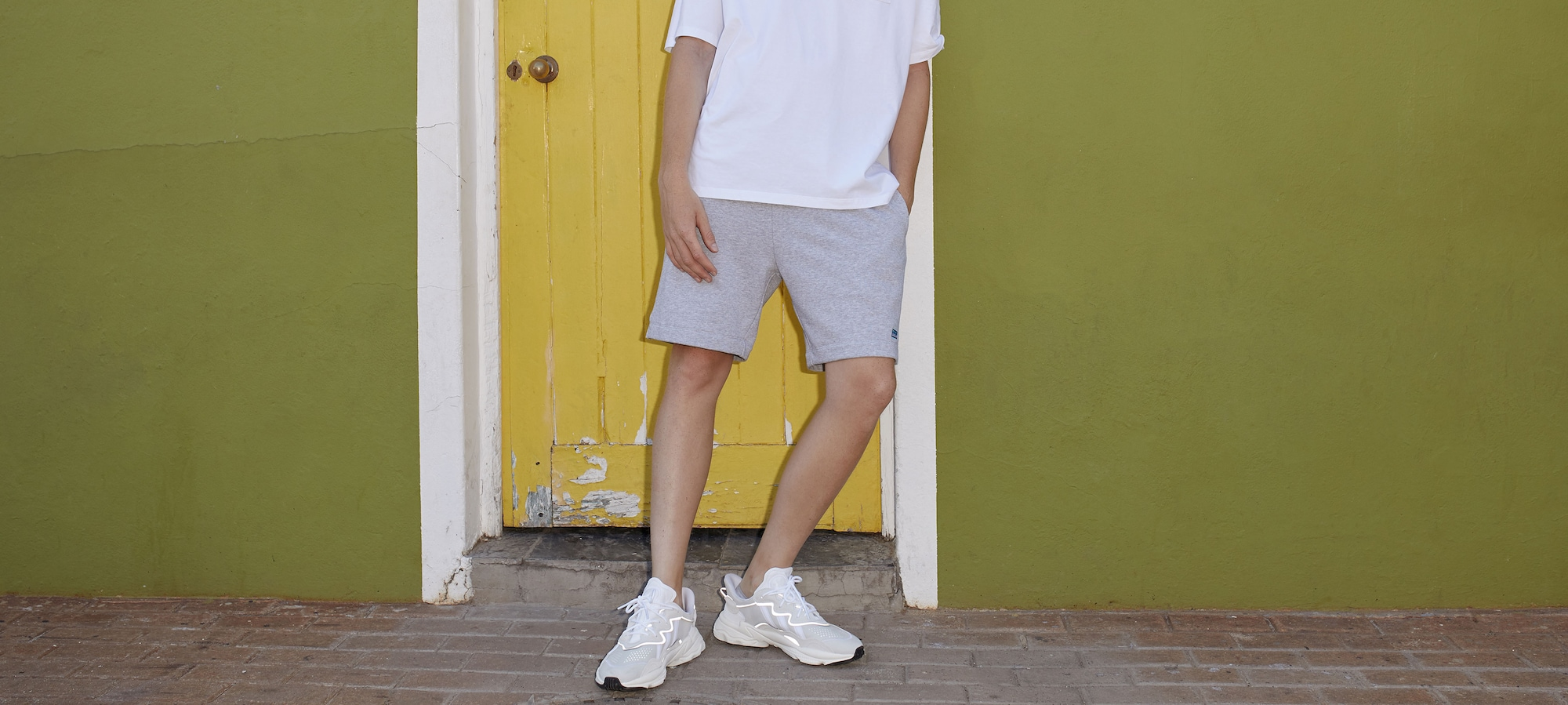 Cool & Casual Sweat Shorts