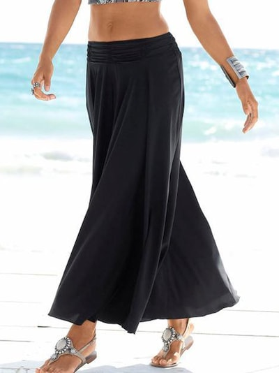 LASCANA Hosenrock in schwarz, Modelansicht