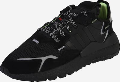 Sneaker low ADIDAS ORIGINALS pe gri / verde neon / negru, Vizualizare produs