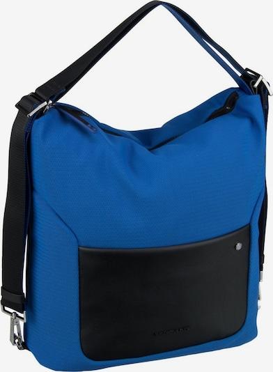 MANDARINA DUCK Handtasche ' Camden' in blau / schwarz, Produktansicht