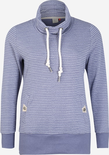 Ragwear Plus Sweat-shirt 'RYLIE PLUS' en lavande, Vue avec produit