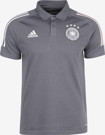 ADIDAS PERFORMANCE Jersey 'DFB EM 2020' in Grey