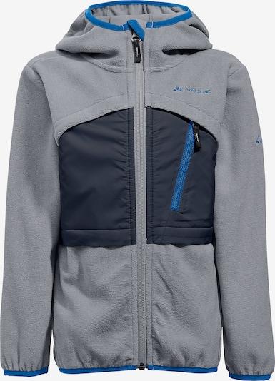 VAUDE Fleecejacke 'Katmaki II' in blau / navy / grau, Produktansicht