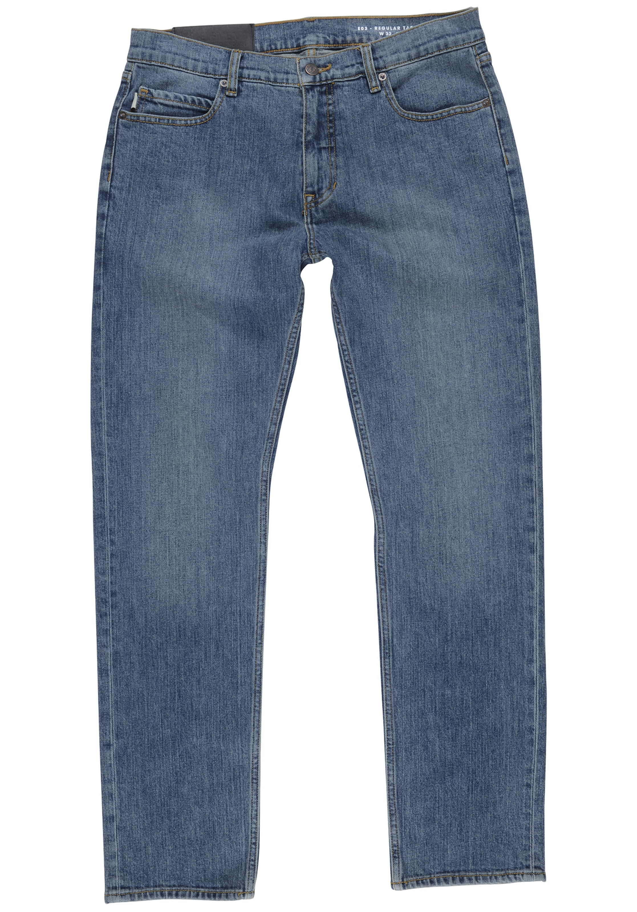 Hose 'e03' Element In Blue Denim zVpqUSMG